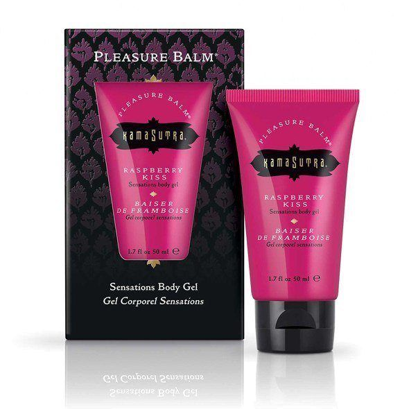 Kama Sutra - Pleasure Balm Raspberry Kiss