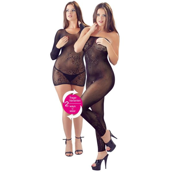 2in1 Kleid oder Overall